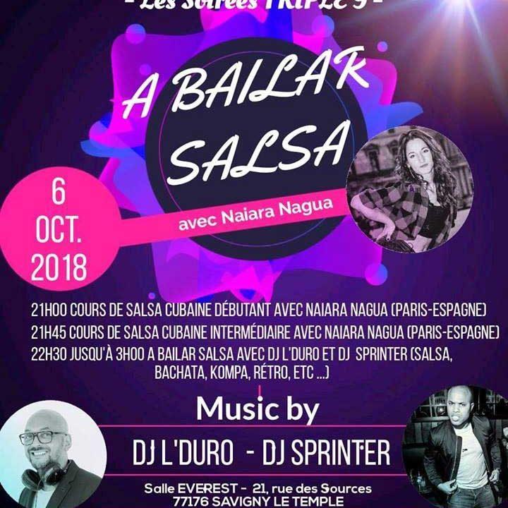 evenements salsa danse 77