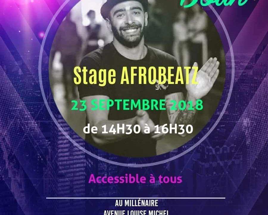 evenements afrobeat danse 77