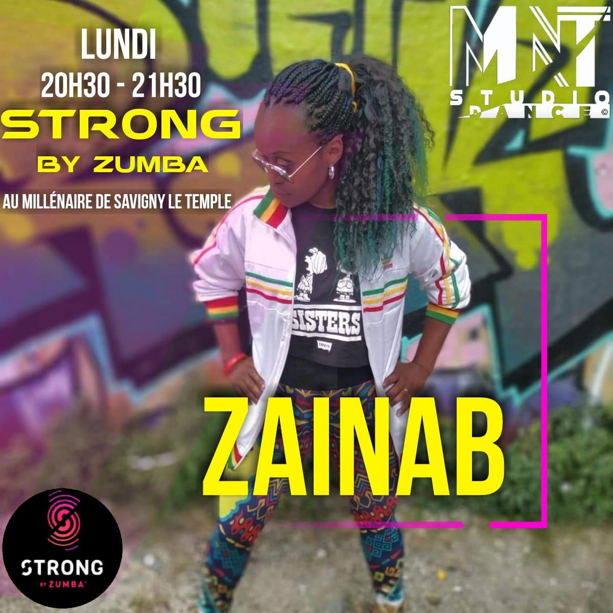 Strong By Zumba Vert Saint Denis